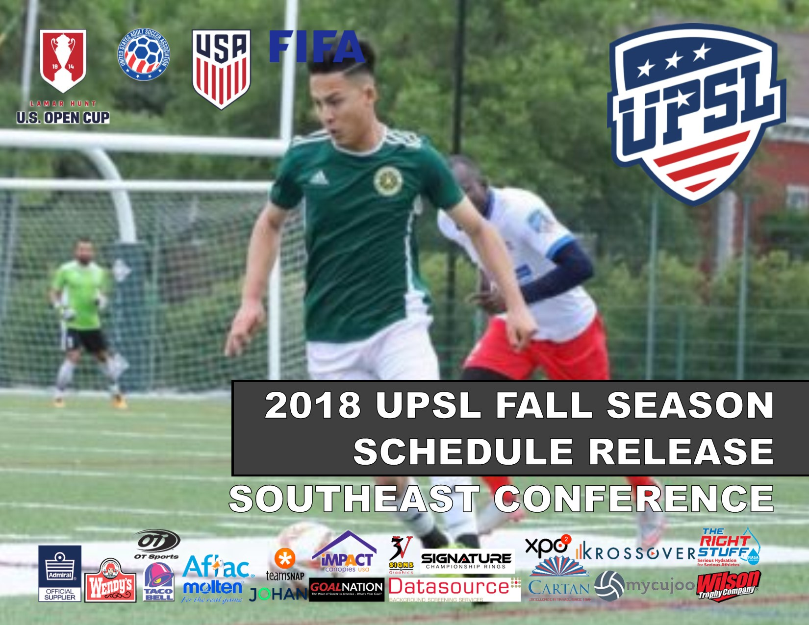 SCHEDULE RELEASE: Southeast Conference | Alaska City FC
